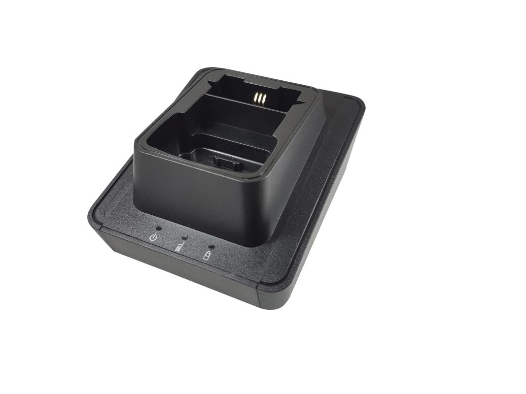 CoPacks Modulares 1+1 Ladegerät passend für Sepura STP8000, STP9000, SC20