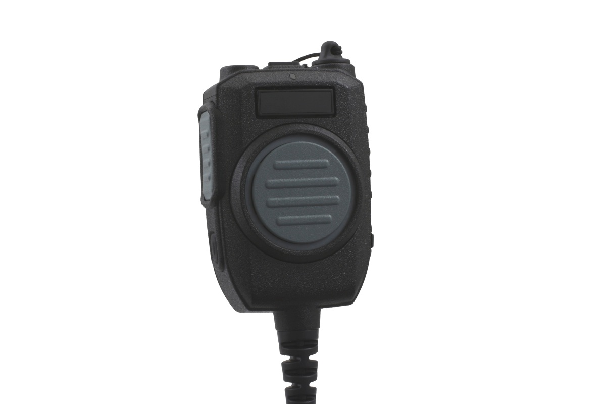 CoPacks speaker microphone X-M05 suitable for Sepura STP8000, STP9000